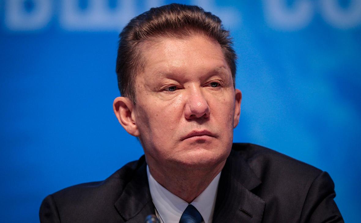 Миллер оценил способность России достроить «Северный поток – 2»