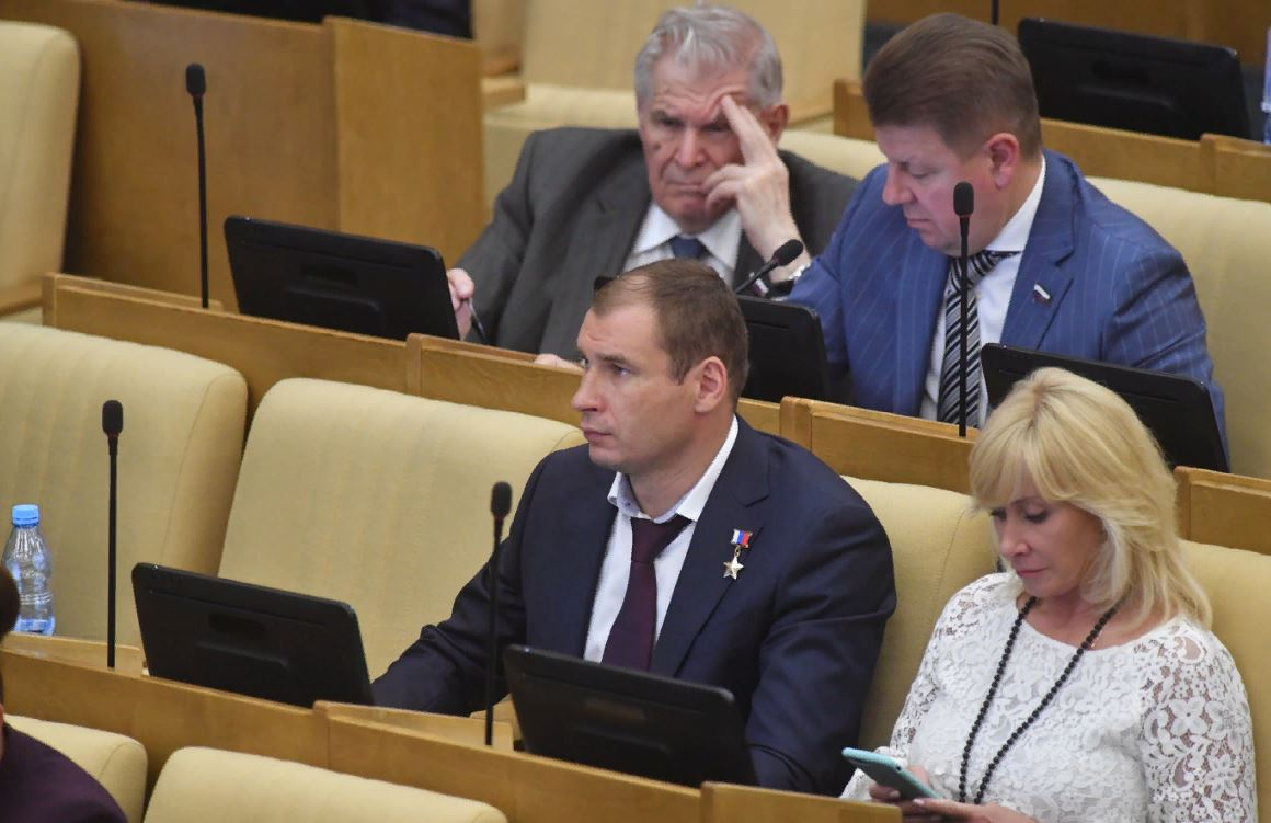 депутат госдумы обиделась на поздравление комсомольская правда лучшие поздравления
