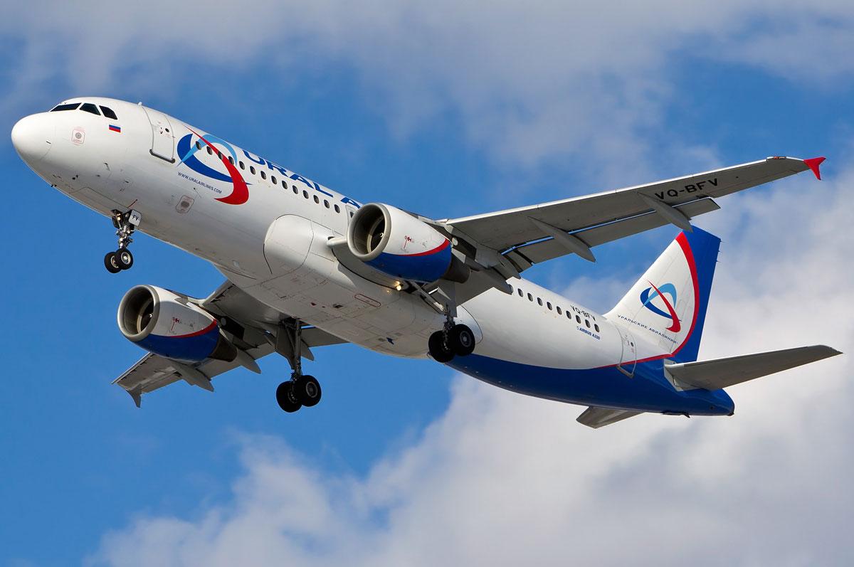 Авиакомпании в картинках