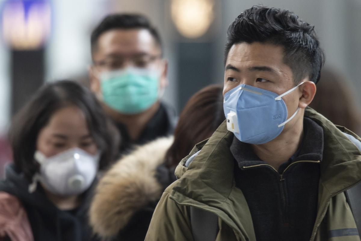 """Китай ждет """"расплата за вирус"""""""