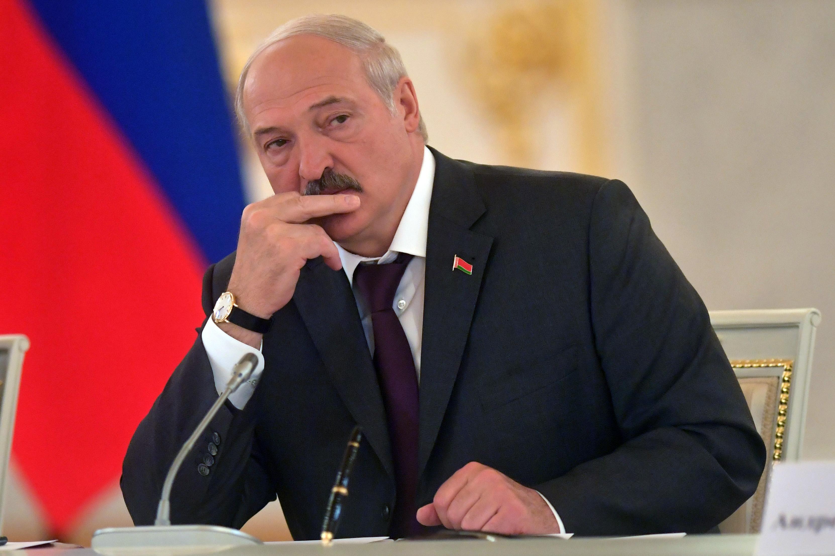 Беларусь. «Лукашенко уходи»?