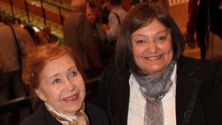 «Мама этой потери не пережила»: Бондарчук объяснила, что подкосило здоровье Инны Макаровой - РАДИО «КОМСОМОЛЬСКАЯ ПРАВДА»
