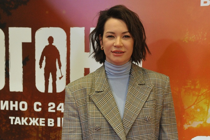 Ида Галич намекнула на новый роман через несколько месяцев после развода