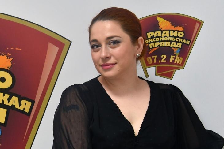 Мария Баченина