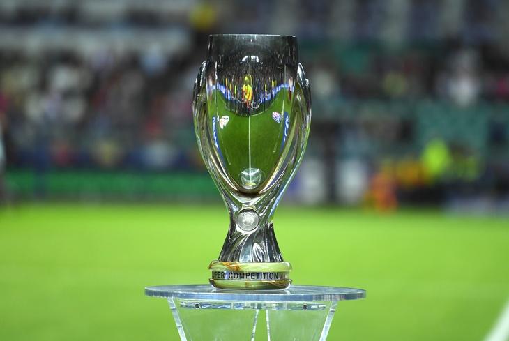 В Российской Федерации впервый раз пройдет игра заСуперкубок УЕФА