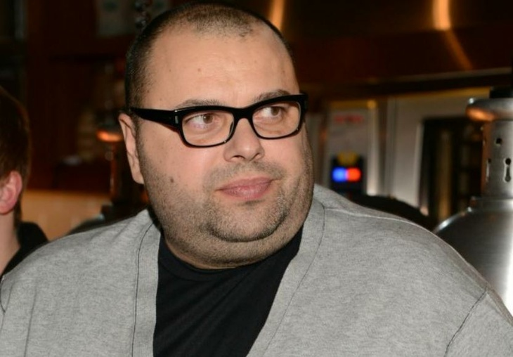 Продюсер Максим Фадеев сумел  сбросить лишний вес  нацелый центнер