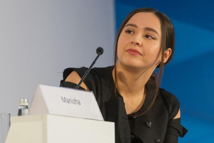 От счастья плачем»: кто такая Манижа, которая представит Россию на «Евровидении»