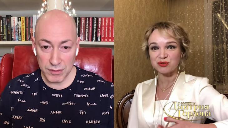 Цымбалюк-Романовская об интиме с Джигарханяном: «После у Армена Борисовича у меня ни с кем не было»